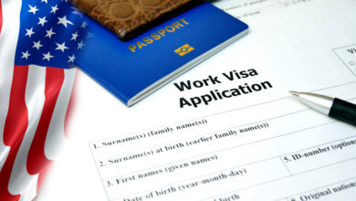 Work in America, Visas and Eligibility Requirements