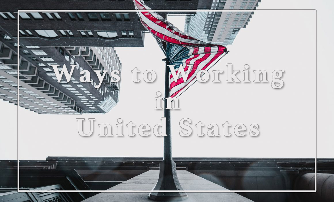 Working in the USA